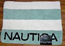 "100% COTTON  NAUTICA LINCREST BATH RUG 17"" X 24"""