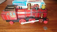 Trade Mark Modern Toys Tinplate Train Japan Vintage Boxed