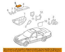 Genuine Mercedes E320 Electrical Cap 2105451503