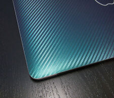 FULL BODY WRAP PROTECTOR SKIN FOR MACBOOK PRO 15.4 RETINA CHAMELEON BLUE CARBON