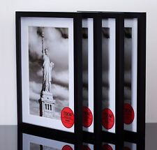 "Photo Frame Set 4 PCS 11x14"" with A4 Opening Photo Frame 28x35cm"