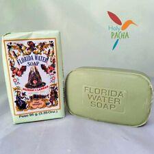 Florida Water Bar Soap | Agua de Florida Soap | Shamans Cleanse | 3.35 oz | Peru