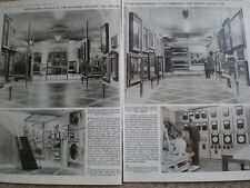 Photo article National Gallery London displays whole collection 1st time 1964