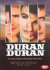 DURAN DURAN DVD (Sealed) ~ This unique collection of Dura Duran's first ll video