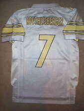 REEBOK Pittsburgh Steelers BEN ROETHLISBERGER nfl Jersey Youth *GIRLS* (xl-16)
