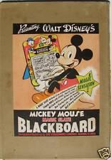 Mickey Mouse Magic Blackboard, 1940's, complete in box