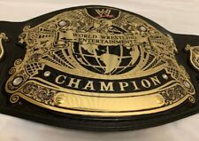 WWE Undisputed Champion Wrestling Deluxe Replica Title Belt Figures Toy Co 2011