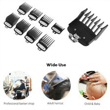 For Wahl Premium Clipper Guard Set Attachment Combs Metal Magnetic 8 Piece O