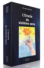 L'oracle du 6eme sens jeu de cartes divinatoires + livret ,en Francais nouveau!