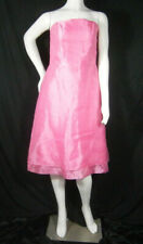 AFTER SIX PINK STRAPLESS DRESS FORMAL SIZE 6-8 USA