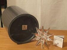 SWAROVSKI *NEW* Etoile chandelier Star Candleholder 119430 H.9,3cm