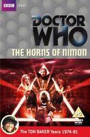 Doctor Who - Horns of Nimon - BBC UK - REGION 2 - Dr Who Tom Baker