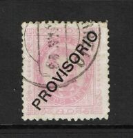 Portugal SC# 83, Used, Hinge Remnant, minor creasing, see notes - S7793