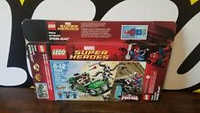 Lego Marvel Super Heroes Spider-Man Spider-Cycle Chase 76004 - EMPTY BOX Only!