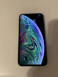 Apple iPhone XS Max - 256GB - Space Gray (AT&T) A1921 (CDMA + GSM) Blacklisted