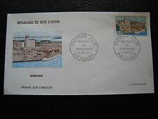 COTE D IVOIRE - enveloppe 1er jour 5/10/1968 (cy75) (A)