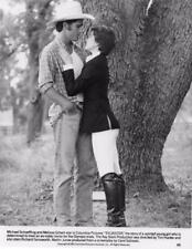 "Michael Schoeffling, Melissa Gilbert ""Sylvester"" vintage movie still"