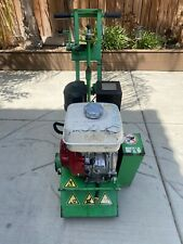 Edco Scarifier Cmp 8 9h Concrete Grinder Walk Behind