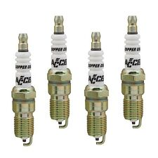 "ACCEL 0526-4 Spark Plug U-Groove Tapered 14mm Thread .708"" Reach Projected Tip"