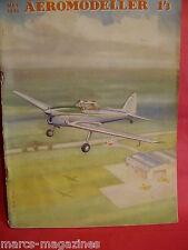 RARE AEROMODELLER MAY 1948   MODEL AIRCRAFT ORIGINAL COVER MISSING