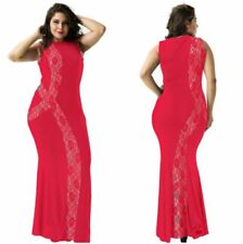 Lace Scoop Neck Formal Dresses for Women
