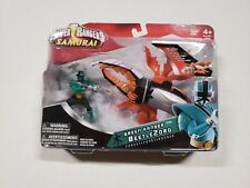 Power Rangers Samurai Green Ranger with Beetlezord New in Box