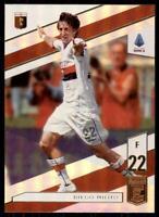 2019-20 Chronicles Soccer Elite #E-23 Diego Milito - Genoa CFC