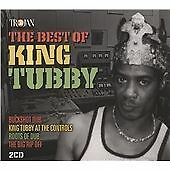 KING TUBBY - The Very Best Of - Greatest Hits Collection 2 CD DOUBLE NEW