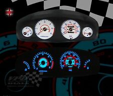 Rover 200/400 Diesel / Petrol white speedo custom lighting upgrade dashboard