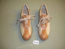 Ladies Walter Genuin Golf & Dress Spikeless Beige Golf Shoes-SZ 8 GC106