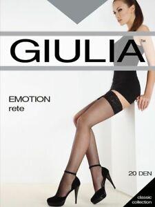 Giulia Emotion Rete Fishnet Hold Ups