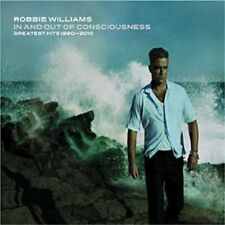 ROBBIE WILLIAMS - IN & OUT OF CONSCIOUSNESS THE GREATEST HITS 1990 - 2CDSD [