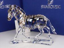 SWAROVSKI CRYSTAL ZEBRA RETIRED 2012 MIB #1050853
