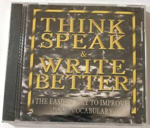 Wordsmart - Think Speak Write Better Volume C Win/Mac