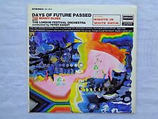 The Moody Blues Days Of Future Passed 1969 Deram DES-18012 2nd Bestway Press VG+