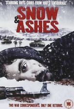 Snow & Ashes [DVD] 2011  Brand new and sealed