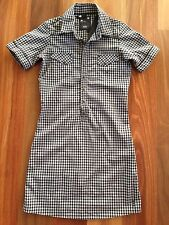 Brand New GENUINE G-STAR 'KUBRICK WESTERN' SHIRT DRESS SZ XS~8 RRP$180