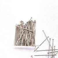 100 x Dressmaker Pins Tailor Straight Pins Sewing Craft Hobbies Dress Clothes