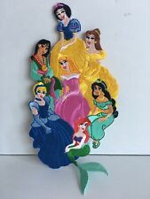 Disney Princesses Patch Embroidery Iron On Disneyland