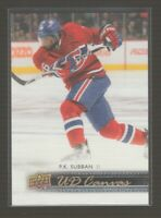 (71962) 2014-15 UPPER DECK CANVAS P. K. SUBBAN #C46