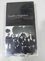 LOQUILLO Y TROGLODITAS COMPAÑEROS DE VIAJE VHS TAPE COLECCIONISTA NUEVO !!!