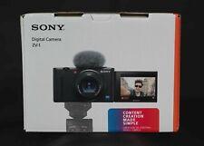 BRAND NEW Sony Cyber-shot ZV-1 20.1MP Compact Digital Vlog Camera