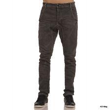 Pantalon Jeans Homme SIXTH JUNE KD137706 Skull Clous - Gris W30 US (40 FR) NEUF