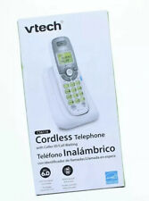 Vtech Cordless Telephone With Caller ID/Call Waiting White