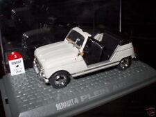 Voiture 1/43 Universal Hobbies Renault R 4 L : plein air