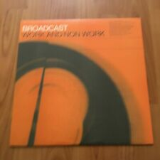 """Broadcast """"Work and Non Work"""" LP (1997 Drag City)"""