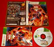ULTIMATE MARVEL VS. CAPCOM 3 XBOX 360 Versione Italiana 1ª Ediz ○ COMPLETO - FG