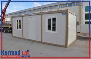Karmod - Porta Cabin / Mobile Office 6mtr X 2.3mtr. KARMOD UK LTD