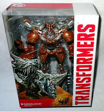 Transformers Age of Extinction Dinobot Grimlock Voyager Action Figure MIB M4 002