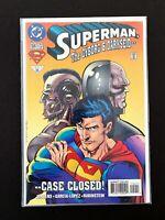 SUPERMAN #104 (1987 SERIES) DC COMICS 1995 NM+